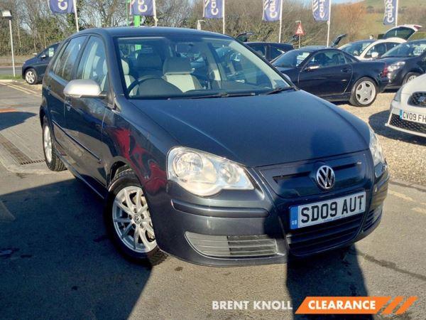 2009 (09) Volkswagen Polo 1.4 BlueMotion 1 TDI 80 5 Door Hatchback