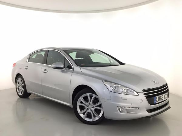 2014 (63) Peugeot 508 2.0 HDi 140 Allure - Sat Nav - Leather - Bluetooth - £30 Tax - 1 Owner 4 Door Saloon