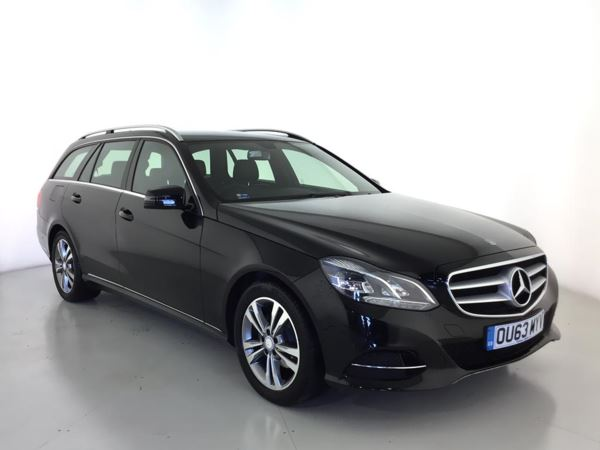 2013 (63) Mercedes-Benz E Class E220 CDI SE 5dr 7G-Tronic 5 Door Estate