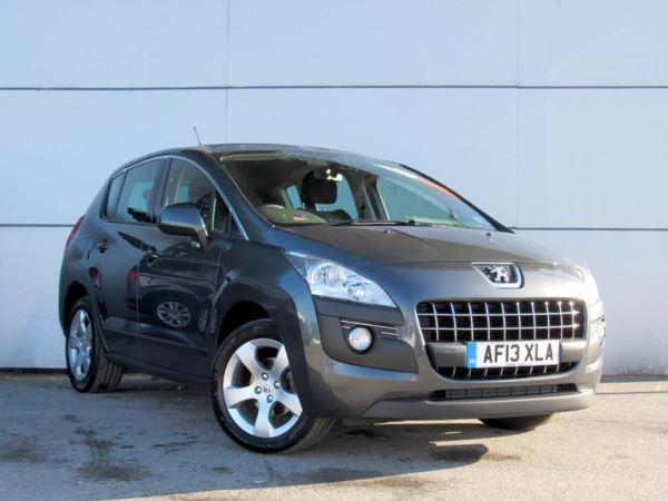 2013 (13) Peugeot 3008 1.6 HDi 115 Active II - £760 Of Extras - 1 Owner - Parksensors - Aux Mp3 5 Door Estate