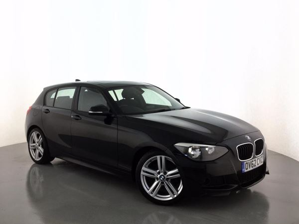 2012 (62) BMW 1 Series 125d M Sport 5dr 5 Door Hatchback