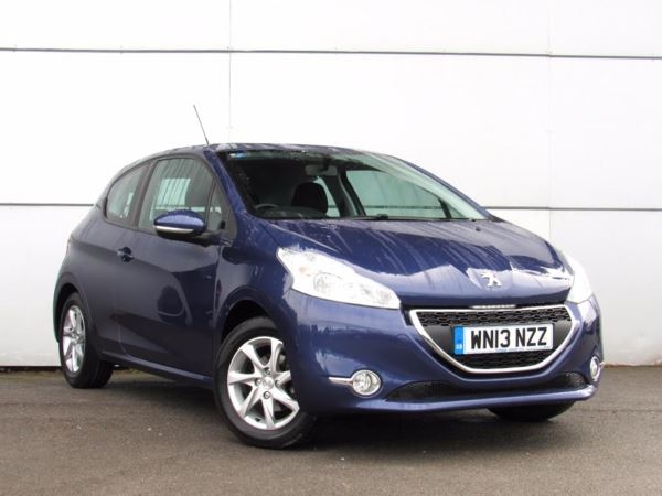 2013 (13) Peugeot 208 1.2 VTi Active - Bluetooth - £20 Tax - Dab Radio - Cruise - 2 Owners 3 Door Hatchback