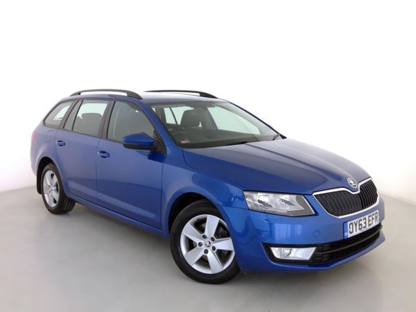 2013 (63) Skoda Octavia 1.6 TDI CR SE 5dr 5 Door Estate