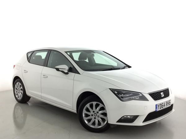 2014 (64) SEAT Leon 1.6 TDI SE 5dr DSG [Technology Pack] 5 Door Hatchback