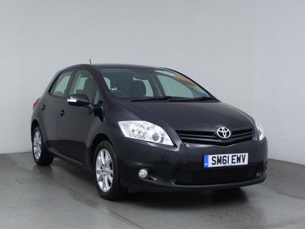 2012 (61) Toyota Auris 1.4 D-4D TR - Bluetooth - 1 Owner - Parksensors - Cruise - Low Miles 5 Door Hatchback
