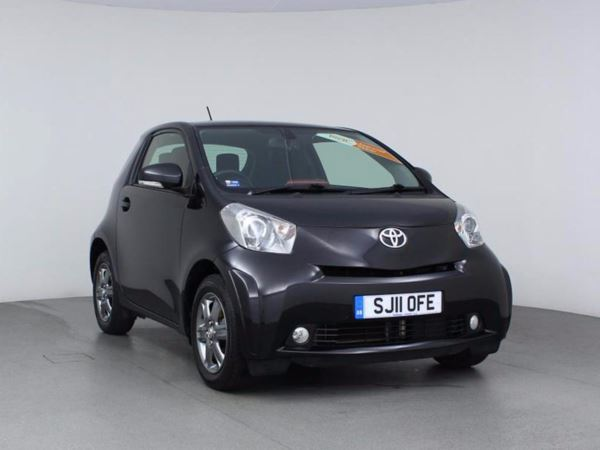2011 (11) Toyota IQ 1.0 VVT-i 2 - Zero Tax - Low Miles - Low Insurance - Aircon 3 Door Hatchback