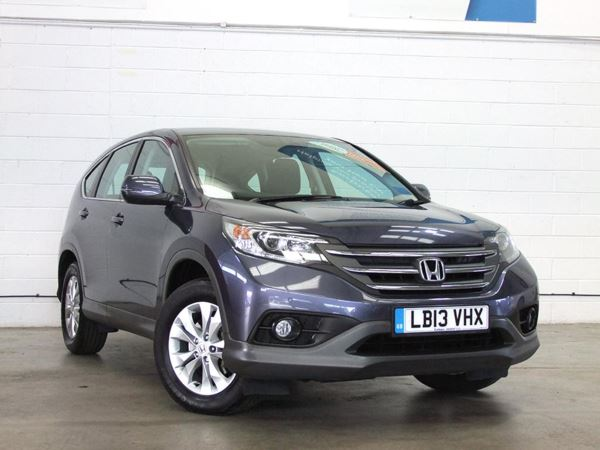 2013 (13) Honda CR-V 2.2 i-DTEC SE Auto - Bluetooth - Parksensors - 1 Owner - Cruise 5 Door 4x4