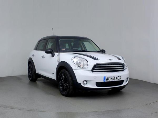 2013 (63) MINI Countryman 1.6 Cooper D ALL4 5dr 5 Door Hatchback