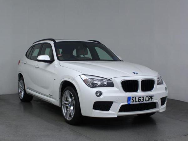 2013 (63) BMW X1 xDrive 18d M Sport 5dr 5 Door Estate