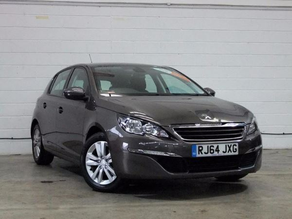 2015 (64) Peugeot 308 1.6 HDi 115 Active 5dr 5 Door Hatchback