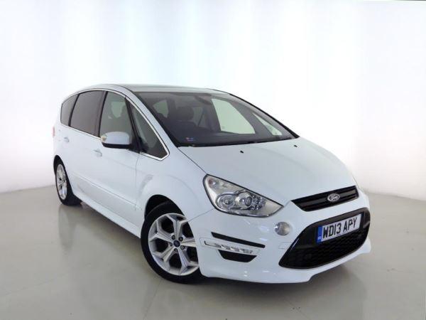 2013 (13) Ford S-MAX 2.0 TDCi 163 Titanium X Sport - MPV 7 Seats 5 Door MPV
