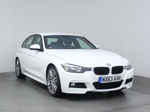 2013 (63) BMW 3 Series 320d M Sport 4dr 4 Door Saloon
