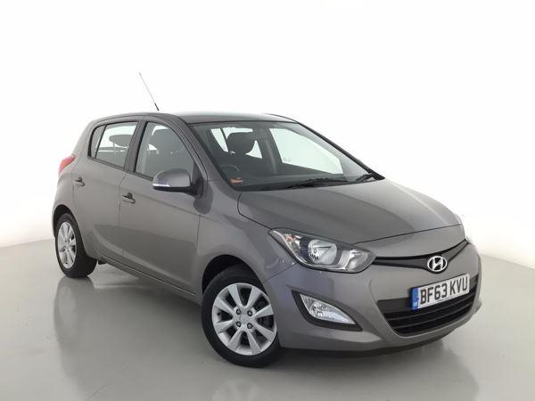 2013 (63) Hyundai I20 1.1 CRDi Active - Bluetooth - Zero Tax - 1 Owner - Low Miles - Economical 5 Door Hatchback
