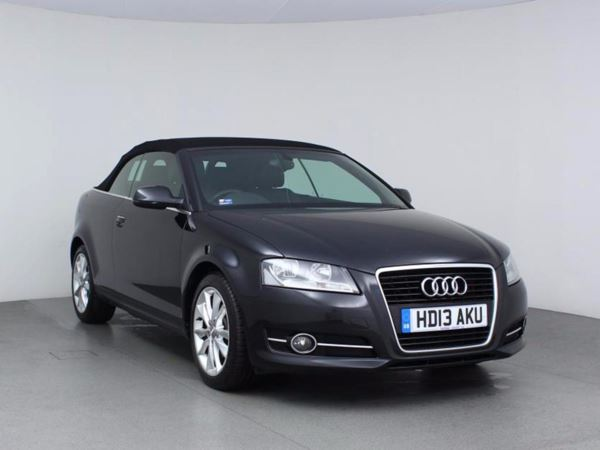 2013 (13) Audi A3 2.0 TDI Sport Final Edition 2dr [Start Stop] 2 Door Sports