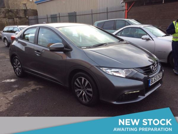 2013 (63) Honda Civic 1.6 i-DTEC SE-T 5dr 5 Door Hatchback