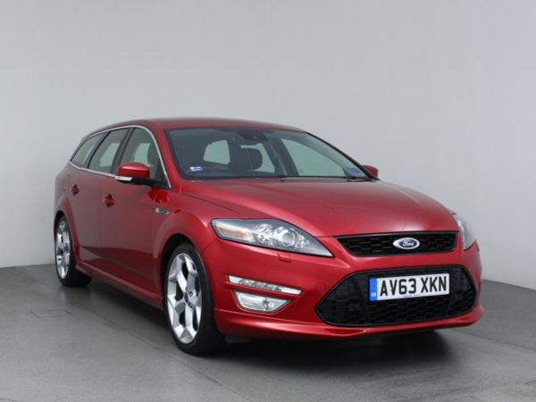2014 (63) Ford Mondeo 2.0 TDCi 163 Titanium X Sport 5 Door Estate