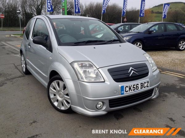2006 (56) Citroen C2 1.6i 16V VTS 3 Door Hatchback