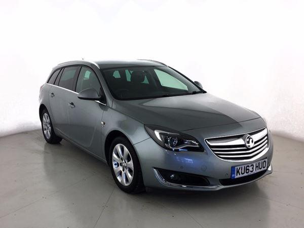 2014 (63) Vauxhall Insignia 2.0 CDTi [140] ecoFLEX SRi Nav 5dr [Start Stop] 5 Door Estate