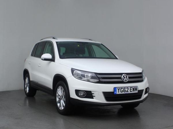 2012 (62) Volkswagen Tiguan 2.0 TDi BlueMotion Tech SE 5dr [2WD] 5 Door Estate