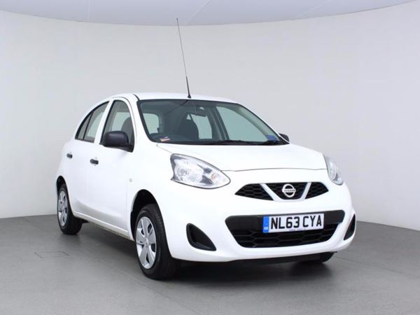 2013 (63) Nissan Micra 1.2 Visia - Bluetooth - £30 Tax - 1 Owner - Low Insurance - Economical 5 Door Hatchback