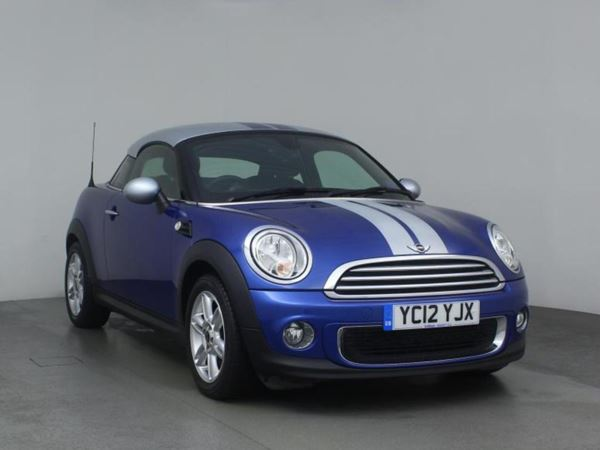 2012 (12) MINI Coupe 1.6 Cooper 3dr 3 Door Coupe