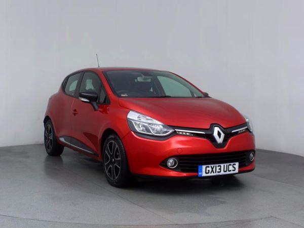 2013 (13) Renault Clio 0.9 TCE 90 Dynamique MediaNav Energy 5dr 5 Door Hatchback