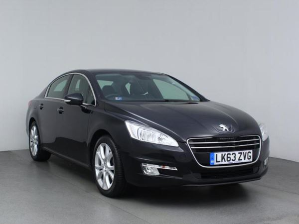 2013 (63) Peugeot 508 2.0 HDi 140 Allure 4 Door Saloon