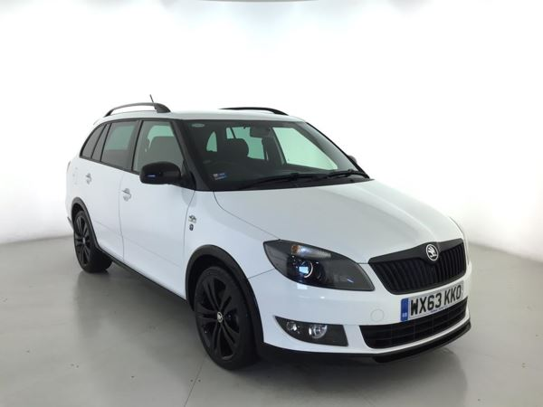 2013 (63) Skoda Fabia 1.6 TDI CR 105 Monte Carlo 5dr 5 Door Estate
