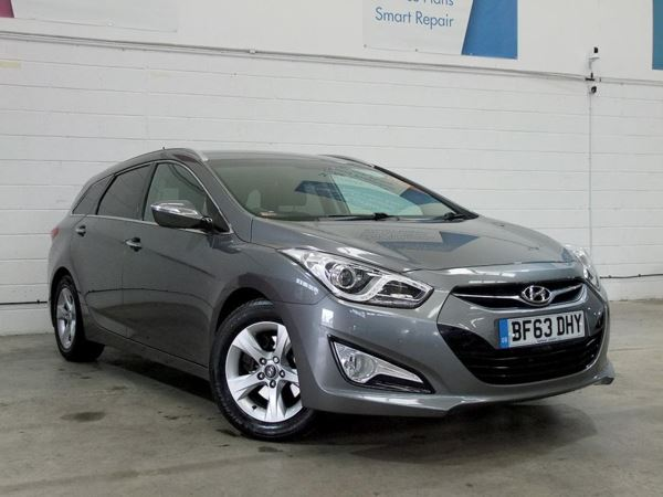 2013 (63) Hyundai I40 1.7 CRDi [136] Blue Drive Style - Sat Nav - Bluetooth - £30 Tax - 1 Owner 5 Door Estate