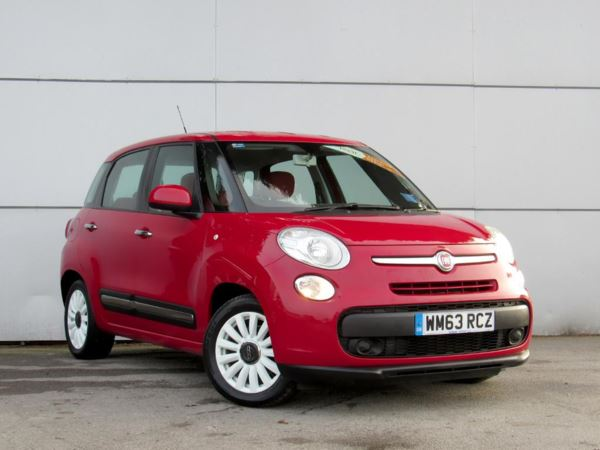 2014 (63) Fiat 500l 1.4 Pop Star - Bluetooth - 1 Owner - Cruise - Low Miles - Low Insurance 5 Door Hatchback
