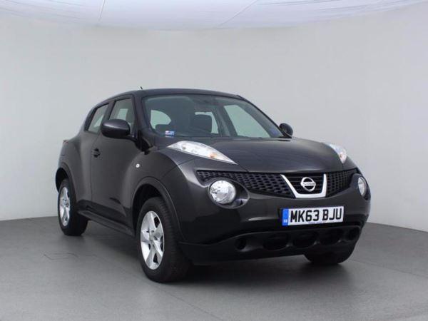 2013 (63) Nissan Juke 1.6 [94] Visia - Low Miles - 1 Owner - Aircon - Alloys - Economical 5 Door Hatchback