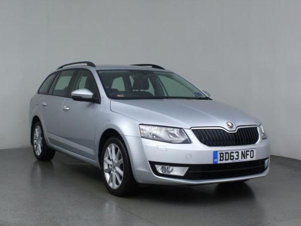2013 (63) Skoda Octavia 2.0 TDI CR Elegance 5dr 5 Door Estate
