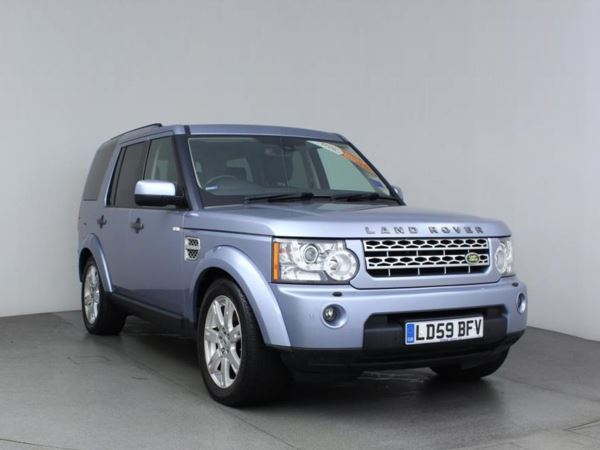 2009 (59) Land Rover Discovery 3.0 TDV6 XS Auto- [4WD] SUV 7 Seats 5 Door 4x4