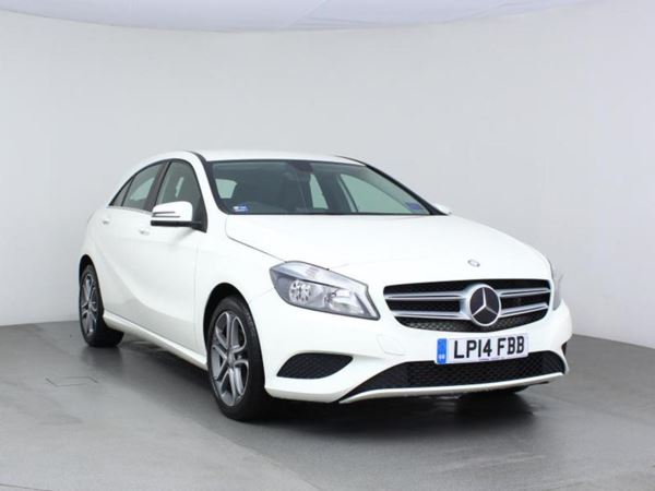 2014 (14) Mercedes-Benz A Class A200 [2.1] CDI Sport 7 Speed Auto With Sport Paddle Shift 5 Door Hatchback