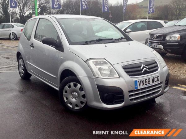 2009 (58) Citroen C2 1.1i Cachet 3 Door Hatchback