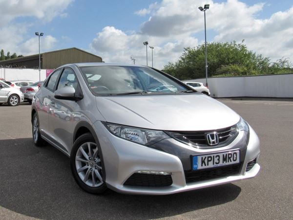 2013 (13) Honda Civic 1.8 i-VTEC SE Auto 5 Door Hatchback