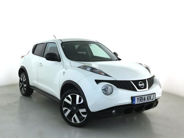 2014 (14) Nissan Juke 1.5 dCi N-Tec 5dr [Start Stop] 5 Door Hatchback