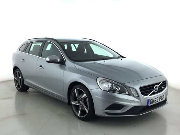 2012 (62) Volvo V60 D4 [163] R DESIGN Lux 5dr 5 Door Estate