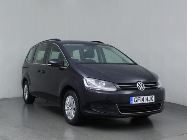2014 (14) Volkswagen Sharan 2.0 TDI CR BlueMotion Tech 140 SE 5dr - MPV 7 SEATS 5 Door MPV