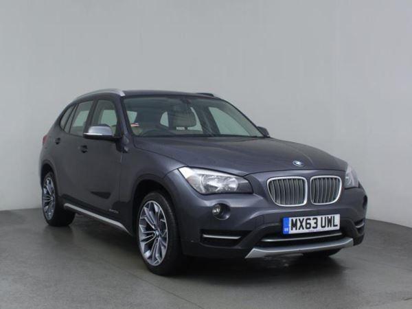 2013 (63) BMW X1 xDrive 20d xLine 5dr 5 Door Estate