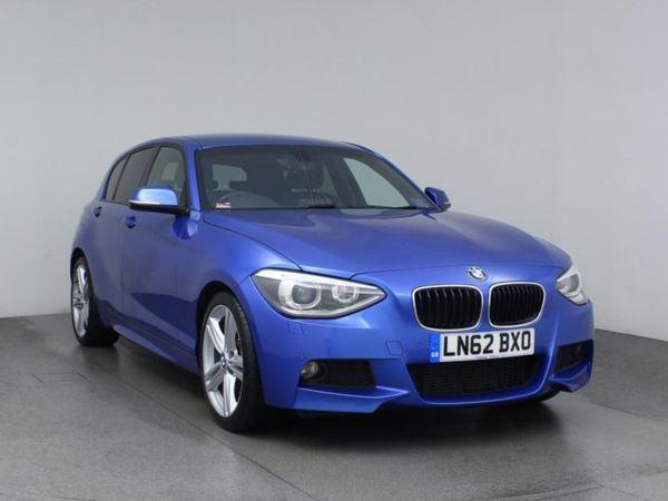 2012 (62) BMW 1 Series 125d M Sport 5dr 5 Door Hatchback