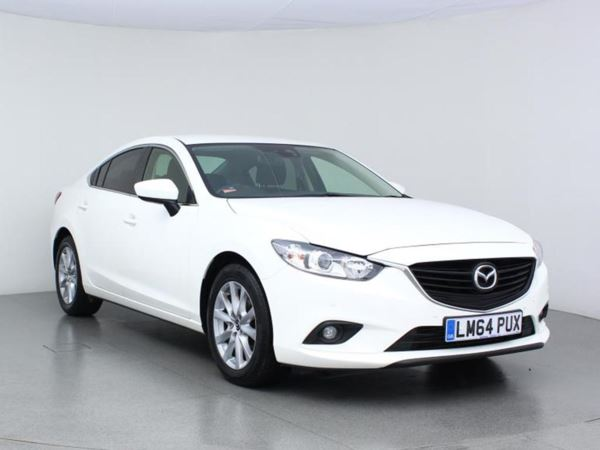 2014 (64) Mazda 6 2.2d SE-L Nav - Sat Nav - Bluetooth - £20 Tax - Parksensors - Cruise 4 Door Saloon