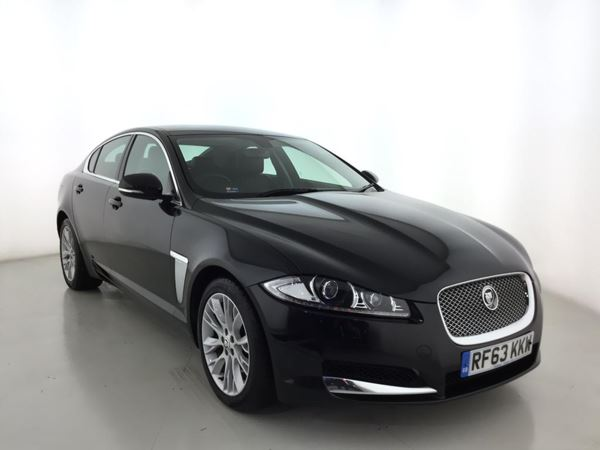 2013 (63) Jaguar XF 3.0d V6 Luxury 4dr Auto [Start Stop] 4 Door Saloon