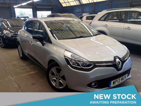 2013 (13) Renault Clio 1.5 dCi 90 Dynamique MediaNav Energy - Sat Nav - Bluetooth - Zero Tax 5 Door Hatchback