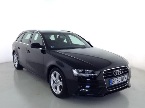 2013 (63) Audi A4 2.0 TDIe SE Technik 5dr 5 Door Estate