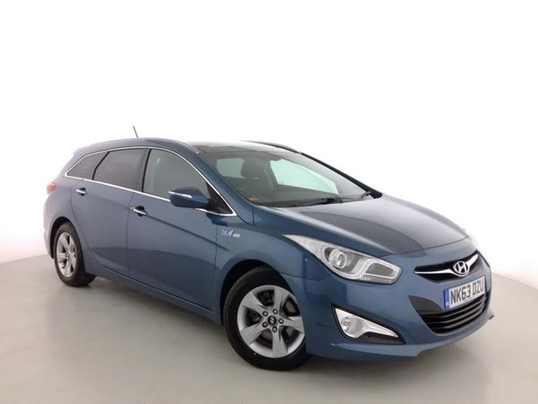 2013 (63) Hyundai I40 1.7 CRDi [136] Blue Drive Premium 5 Door Estate