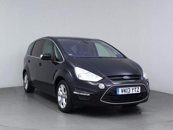 2013 (13) Ford S-MAX 2.2 TDCi 200 Titanium- MPV 7 Seats - Bluetooth - £1750 Of Extras - 1 Owner 5 Door MPV