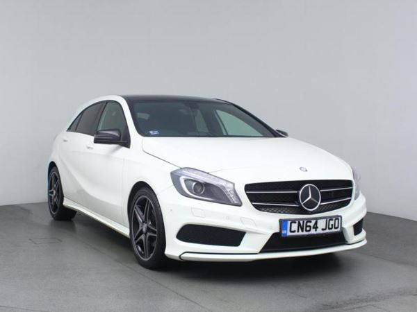 2014 (64) Mercedes-Benz A Class A200 [2.1] CDI AMG Sport 5dr 7 Speed Auto With Paddle Shift 5 Door Hatchback