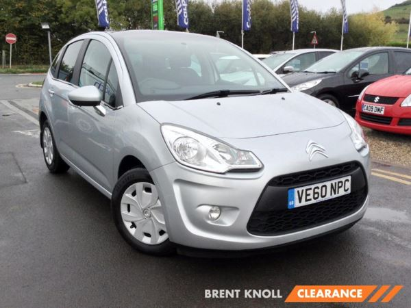 2011 (60) Citroen C3 1.6 HDi 16V Airdream+ 5 Door Hatchback