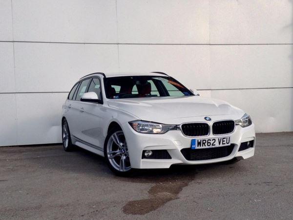 2012 (62) BMW 3 Series 320d M Sport 5dr 5 Door Estate